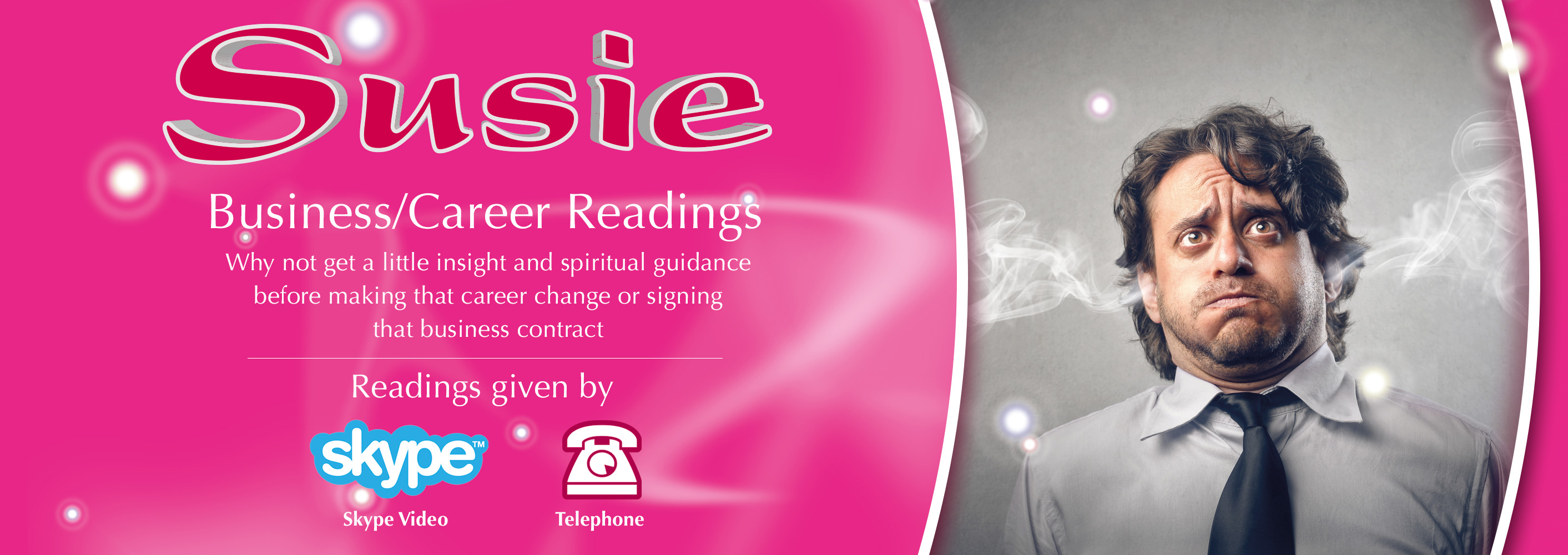 Business Psychic Reading