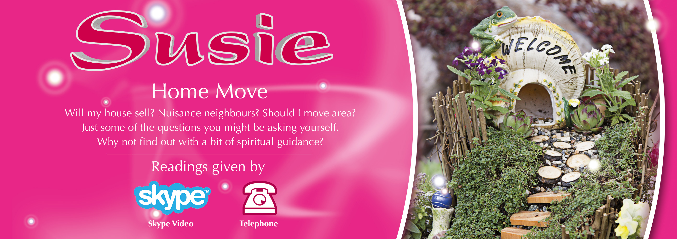 Home Move Psychic Reading